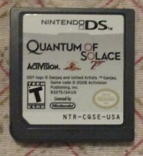Nintendo DS - 007 : Quantum of Solace (Cart only)
