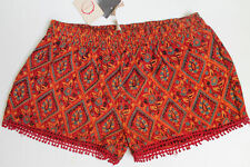 New Raga LA Urban Outfitters Shorts Small Floral Paisley Women's