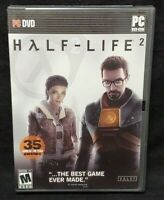 Half-Life 2   2006 -  PC CD-ROM Complete Mint Discs 1 Owner
