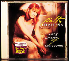 Long Stretch of Lonesome by Patty Loveless (CD, Sep-1997, Epic)
