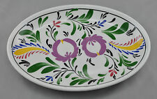 Portmeirion Welsh Dresser Oval Steak Platter Plate