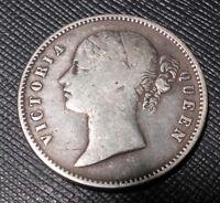 India-british Silver Rupee, 1940 Young Head Victoria
