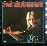 Rare LP 33T - The Runaways ( Joan Jette, Lita Ford) Or.France 1976  – 9286.344