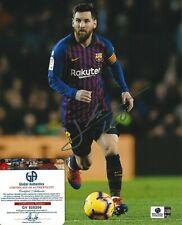 "LIONEL LEO MESSI SIGNED AUTOGRAPHED 8""x10"" Photo  w COA FC Barcelona Argentina"