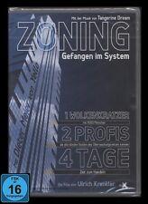 DVD ZONING - GEFANGEN IM SYSTEM - MIT DER MUSIK VON TANGERINE DREAM *** NEU ***