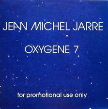 JARRE Jean-Michel 12'' Oxygene 7 PROMO - HOLL