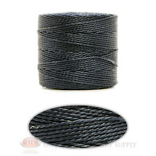Navy Blue 77 Yds. Super-Lon #18 Beading Crafting Stringing Crochet Cord