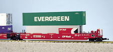 Usa Trains G Scale Intermodal 5 Unit Articulated Set R17156 Canadian Pacific (No