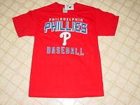 Official MLB Philadelphia PHILLIES  Baseball   T-Shirt NEW ....sz.. XLarge   XL