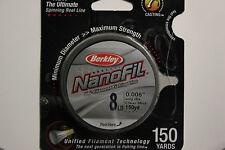 Nanofil 8LB Uni-Filament Line BRAND NEW