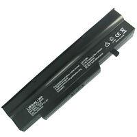 Battery For Fujitsu-Siemens Esprimo Mobile V5505 V6505 6cell Black