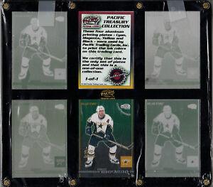 2003-2004 Pacific Invincible Mike Modano Printing Plates