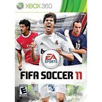 FIFA Soccer 11 (Microsoft Xbox 360, 2010) Complete