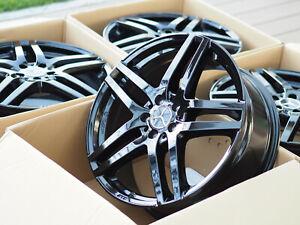 4x 20 Zoll Felgen für Mercedes GL GLE GLS M ML R Klasse 166 251 AMG