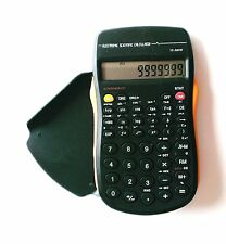 Scientific Calculator Battery Operated 10 Digit Display w/ Memory and Statisti