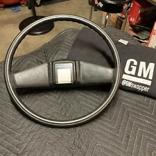 OEM 1981-1987 Chevy GMC Truck Steering wheel Blazer Silverado square body C10 K5