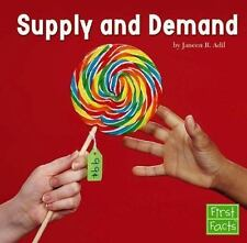 Supply and Demand (Learning about Money) - Acceptable - Janeen R. Adil -