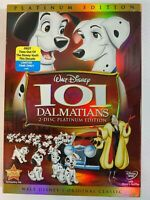 Walt Disney 101 Dalmatians 2-Disc Platinum Edition 2008 DVD
