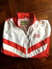 Maglia CCCP RUSSIA SWEATSHIRT jacket TRACKSUIT jacke giacca vintage SIZE 44-46