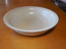 Pfaltzgraff USA YORKTOWNE 3 Qt 12 in Large Salad Serving Bowl no design