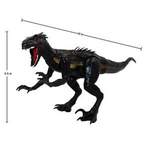 Action Figure Jurassic World Toys Jurassic Park Black Indoraptor Dinosaurs
