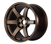 RAYS VOLK TE37 SAGA Forged Wheels Bronze 18x7.5J +48 for TOYOTA 86 from JAPAN