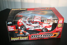 "Import Racer OPTION D drift collection ""NISSAN Z"" 1/18 scale diecast NEW sealed"
