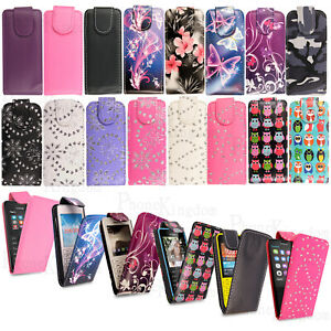 Case For Nokia Lumia 520 635 435 550 Leather Top Flip Magnetic Nokia 105 Cover