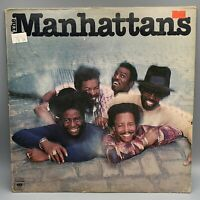 The Manhattans Self-Titled Album 1976 Columbia Records Vinyl LP
