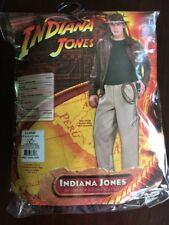 Rubie's Costume Deluxe M/C Indiana Jones Costume, X-Large