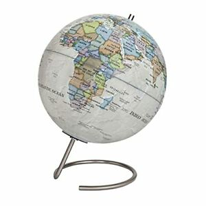 Waypoint Geographic Magneglobe Date World Globe with Stand-Includes 32 Magnet...