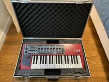 Clavia Nord Modular G2 MIDI Synthesizer with Flight Case Excellent Condition