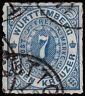 Wurttemberg Scott 50 (1869) Used F-VF CV $17.50 C