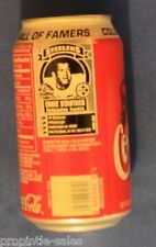 Coke HOF Pittsburg Steelers ERNIE STAUTNER ~ Coca Cola Can ~ FULL