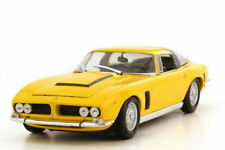 MINICHAMPS 1968 Iso Grifo GL 400 7 Litri (Yellow) 1/43 Scale Diecast Model RARE!