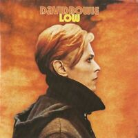DAVID BOWIE low (CD, album, remastered) experimental, rock, very good condition