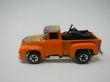 Vintage Hot Wheels '56 Hi Tail Hauler Orange