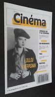 Revista Semanal Cinema N º 436 de La 6 Abril A 12 Abril 1988 Buen Estado