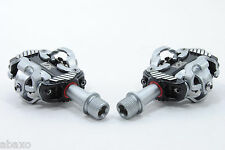 VP COMPONENTS VP-VX-RACE SPD MOUNTAIN BIKE CLIPLESS PEDALS WITH CLEATS