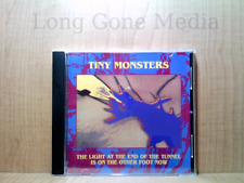 The Light At The End Of The Tunnel Is On The Other Foot by Tiny Monsters (CD)