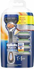 Gillette Fusion Proglide Flexball Rasierer mit 5 Klingen