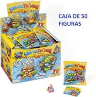"SUPERZINGS SPIES ONE PACK ""SERIE 6 CAJA DE 50 FIGURAS """