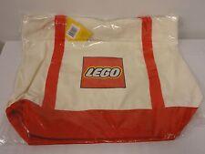 NEW LEGO Canvas Tote Bag 5005326 Exclusive 2017 Promo