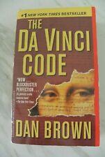 The Da Vinci Code - Dan Brown - Paperback Acceptable Softcover Pb