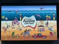 THE GREAT AUSSIE COIN HUNT COMPLETE COIN PROOF SET UNCIRCULATED LIMITED EDITION