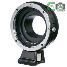 EF-EOS M Auto Focus Adapter Canon EF EFS Lens to EOS M3 M10 Camera with Tripod