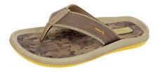 Sandali e scarpe casual beige per il mare da uomo