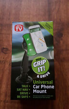 "AUTO MANI LIBERE ""Grip It & DRIVE"" AWESOME telefono o SAT NAV"