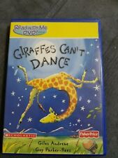 Fisher Price Scholastic Read With Me DVD Giraffes Can't Dance