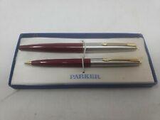 New ListingVintage Parker 45 Fountain Pen and Pencil Set in original box